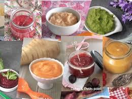 cuisiner pour bebe recettes pour bébé diversification alimentaire