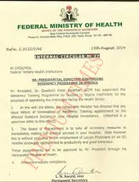 shocking jonathan sacks 16 000 resident doctors in nigeria