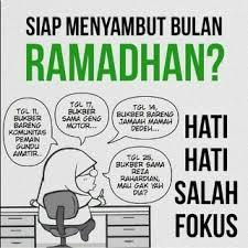 Ramadhan Meme - meme salah fokus dalam menyambut bulan ramadhan bacaberita com