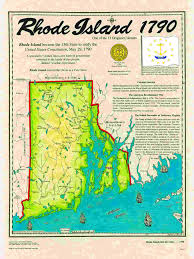 Rhode Island Map Map Of Rhode Island Usa My Blog Geographical Map Of Rhode Island