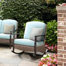 Patio Rocking Chairs Metal Patio Ideas Outdoor Patio Rocking Chair Cushions Tortuga Outdoor