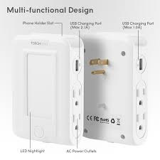wall mounted charging station wall mount charger 2 usb ports u0026 4 ac outlets charging station