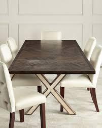 x leg dining table seryln x leg dining table