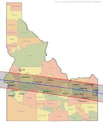map of idaho cities 2017 total solar eclipse in idaho what you should visit idaho