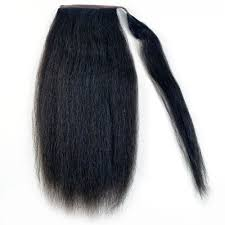 Real Ponytail Hair Extensions by Natural Hair Extensions Human Hair Wigs Twist Weaving