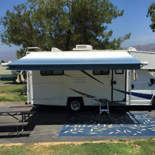 Trailer Awning Fabric Replacement Camper Awning Ebay