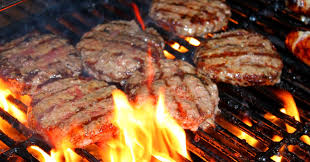 your backyard burgers are bursting with gross bacteria huffpost