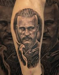 ragnar lodbrok vikings vikingos tattoo ragnar tattoos