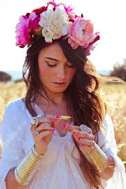 big flower headbands 204 best crown of flowers images on flowers