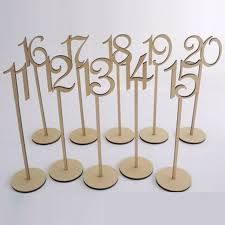 for wedding best 25 table numbers for wedding ideas on dollar
