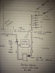 adding a radiant zone do i need a control unit relay or 110v