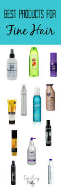 best curl enhancer for thin hair best hair products for fine hair fine hair hair style and makeup