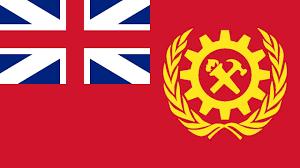 Union Army Flag Kaiserreich Anthems Union Of Britain U0027the Red Flag U0027 Youtube