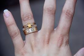 wedding band with engagement ring non traditional engagement wedding ring sets are worth