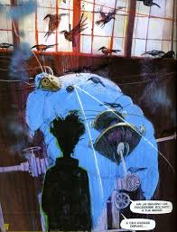 Bill Sienkiewicz Stray Toasters Stray Toasters Graphic Novel Di Bill Sienkiewicz