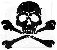 skull and cross bones drawing at getdrawings com free for personal