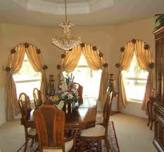 curtains for dining room ideas chandelier fertical folding curtain