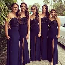 evening wedding bridesmaid dresses 28 best bridesmaid images on flower prom