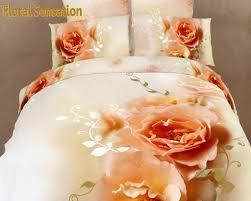 Marilyn Monroe Bedding Set by Floral King Size Luxury Egyptian Cotton Bedding Set Dolce Mela Dm438k
