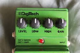 Digitech Bad Monkey Guitar Fx Inc August 2013