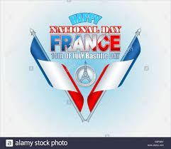 The France Flag Holiday Design Background With The France Flag Colors And Eiffel