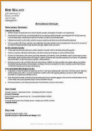 Example College Resume by Great Resume Examples For College Students