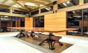 custom wood dining tables custom dining room table idahoaga org