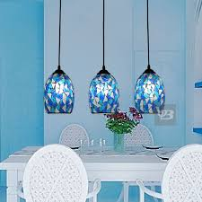 Light Blue Pendant Light Blue Pendant Light For A Chic And Cozy Dining Room Traba Homes