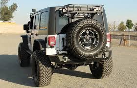 jeep wrangler storage 87 15 jeep wrangler yj tj u0026 jk rear cargo basket w mounting plate