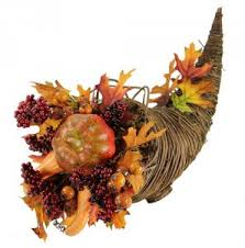 cornucopia decorations thanksgiving table decorations thereviewsquad