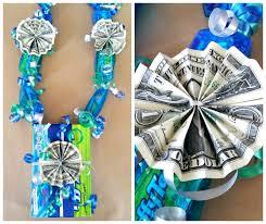 money flowers easy accordion fold money flower candy graduation
