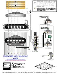 tele wiring diagram with a 3rd pickup added telecaster build