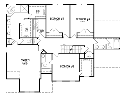 Floorplan Com by Stricker Floor Plan From One27homes