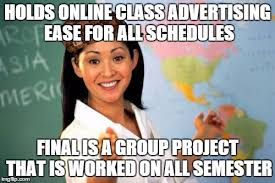 Meme Online - dropped that class like a shoe with a spider in it imgflip
