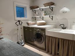 bathroom cool laundry room design with large layout and usage