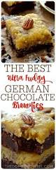 best 25 german chocolate brownies ideas on pinterest german