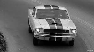 Shelby Mustang Black 1965 Ford Mustang Shelby Gt350 Caricos Com