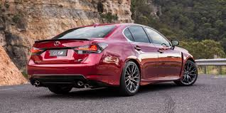 lexus south australia review lexus u0027 new gs f luxury car was built for the road but is