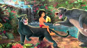 backgrounds jungle book background cartoon 2017 hd