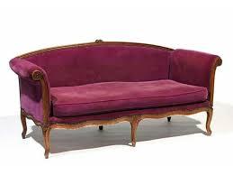 canapé style canapé de style louis xv déco epoque 1930 vintage