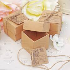 wedding gift boxes uk vintage shabby chic wedding favour boxes with tags