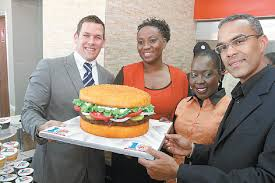 siege burger king burger king opens 15th t t restaurant the guardian newspaper