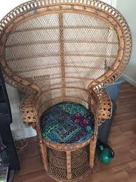 Cane Peacock Chair For Sale 55 Best Wicker Furniture U0026 Peacock Chairs Images On Pinterest