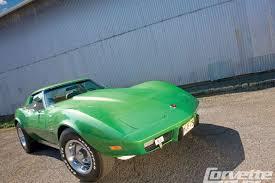 75 corvette value 1975 chevrolet corvette low mileage c3 stingray coupe corvette