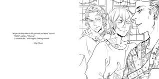 The Official Mortal Instruments Coloring Book By Cassandra Clare The Coloring Book