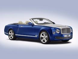 baby blue bentley bentley to build 19 mulsanne based convertibles details
