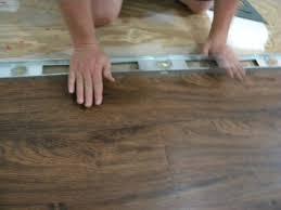 Laminate Flooring Diy Adhesive Backed Laminate Flooring