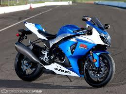 2009 suzuki gsx r1000 smackdown track test motorcycles