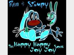ren stimpy the happy happy song in g major wmv