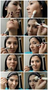 cosplay make up tutorial cel shading comic book all your base